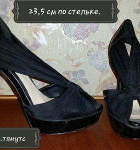 Басаножки туфли