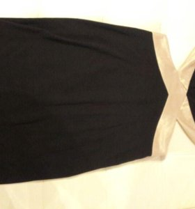 Черное платье verezo