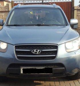 Hyundai Santa Fe 2006 год