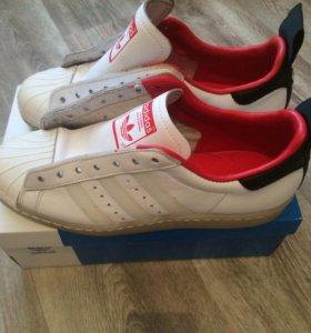BNWB Adidas Superstar 80s w topshop