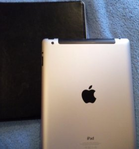 iPad Wi- Fi Cellular 64gb black(четвертый
