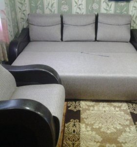 Евро диван + кресла