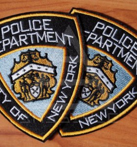 Нашивка Полиция