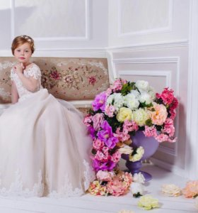 Прокат детских нарядных платьев