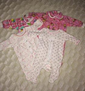 Комплект одежды для девочки 3 мес.👼🏼