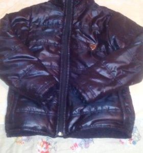 Куртка демисезонная 42 р-р