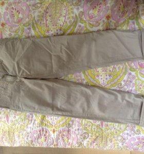 Штаны, джинсы для беременных как новые