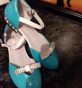 Новые туфли на выпускной.👍