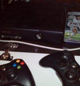 Приставка игровая XBOX 360