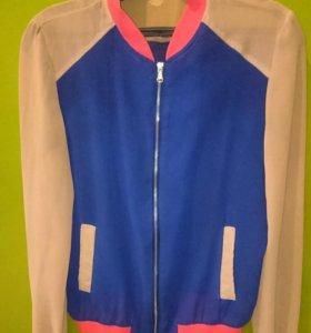 Курточка, блузка, пиджак