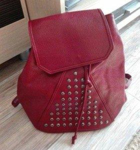 Модный рюкзак.сумка.