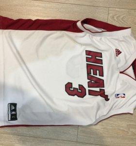 майка для баскетбола Miami Heats