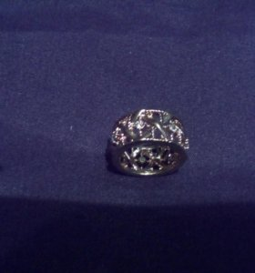 Кольцо+колье