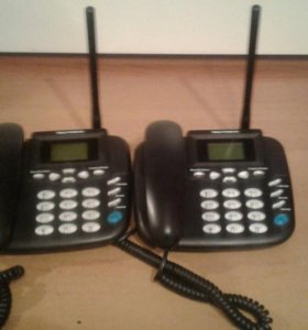 2 телефона Table PHONE