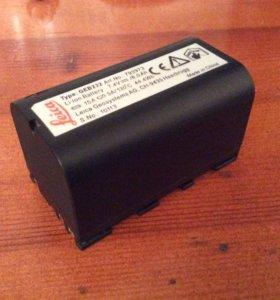 Аккумулятор leica GEB222 (6Ач, Li-Ion) Оригинал