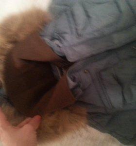 Зимний костюм Гуливер 104 рост