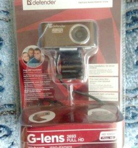 Web-камера Defender G-lens 2693 FullHD