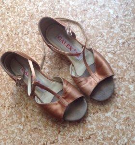 Туфли танцевальные galex