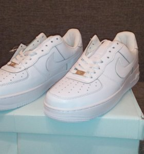 Nike Air Force I low white