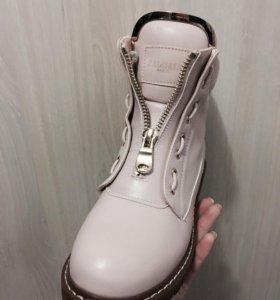 Зимняя обувь Balmain