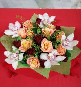 Цветы и шры в Кузьмолово