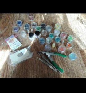 Для наращивания ногтей