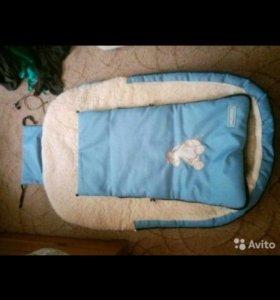 Спальный мешок на зиму