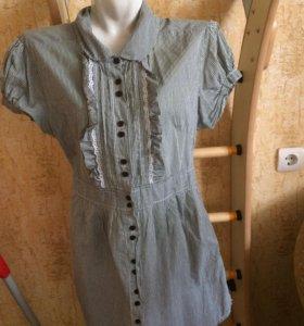 Платье-рубашка orsay