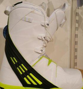 Ботинки для сноуборда Salamon malamute