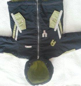 Куртка демисезонная на мальчика 2 года (92 см)