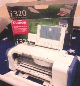 Принтер Canon i320