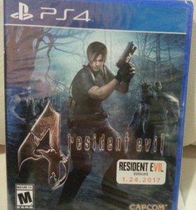Residen Evil 4 ps4