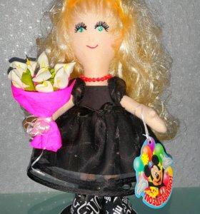 Кукла декоративная.