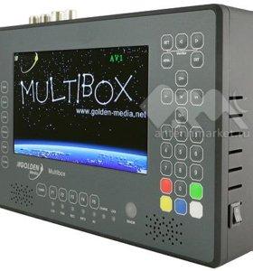 Прибор для настройки спутниковых антенн. Рассрочка