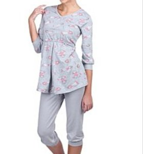 Пижама для кормящей