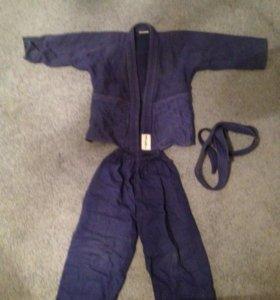 кимоно детское(дзюдо)
