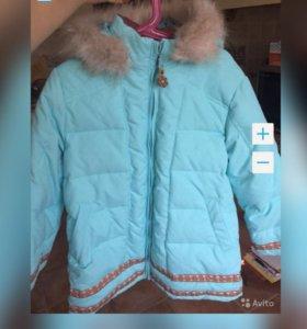 Курточка зимняя новая