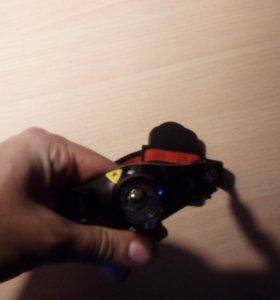 Налобный фонарик 1200 люмен
