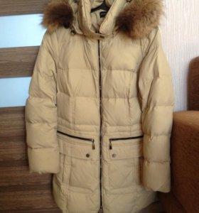 Зимний женский пуховик куртка savage