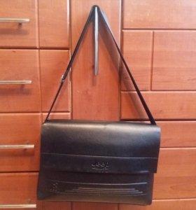 Портфель/сумка мужская для бумаг или ноутбука