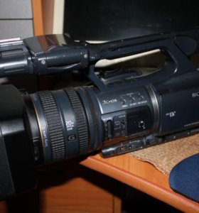 Камера Sony VX2200e + доп