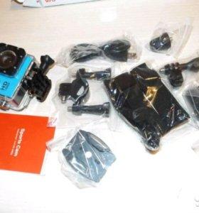 Sports cam full HD 1080р  Экшен камера