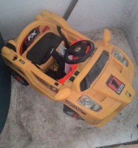 Машина аккумуляторная 6 Вт
