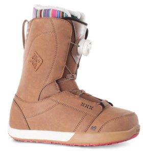 Сноубордические ботинки женские