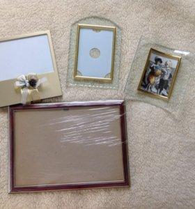 Рамки для фотографий новые