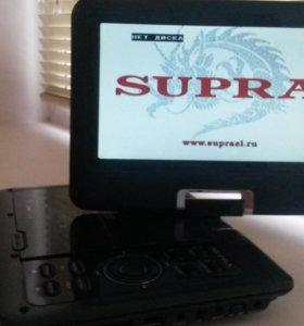 """DVD проигрыватель портативный SUPRA SDTV 9"""""""