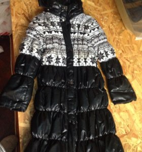 Пальто-куртка зима