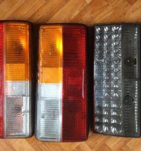Задние фонарь ВАЗ 2107 и ВАЗ 2114