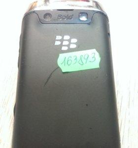 Телефон Black Barry Bold 9790