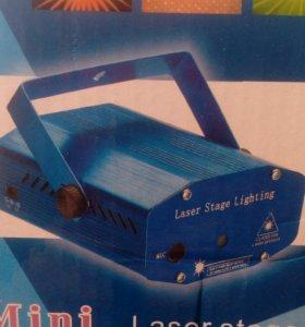 Проектор лазер